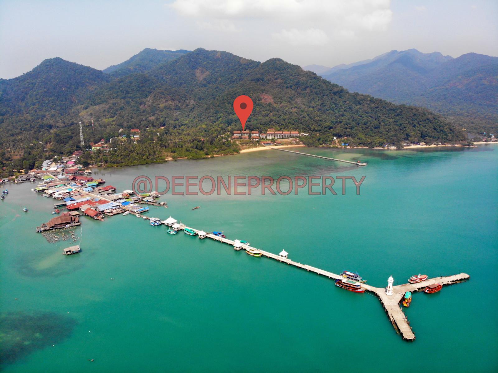 Stunning 2 Bedroom Apartment Freehold for Sale – Klong Koi, Koh Chang
