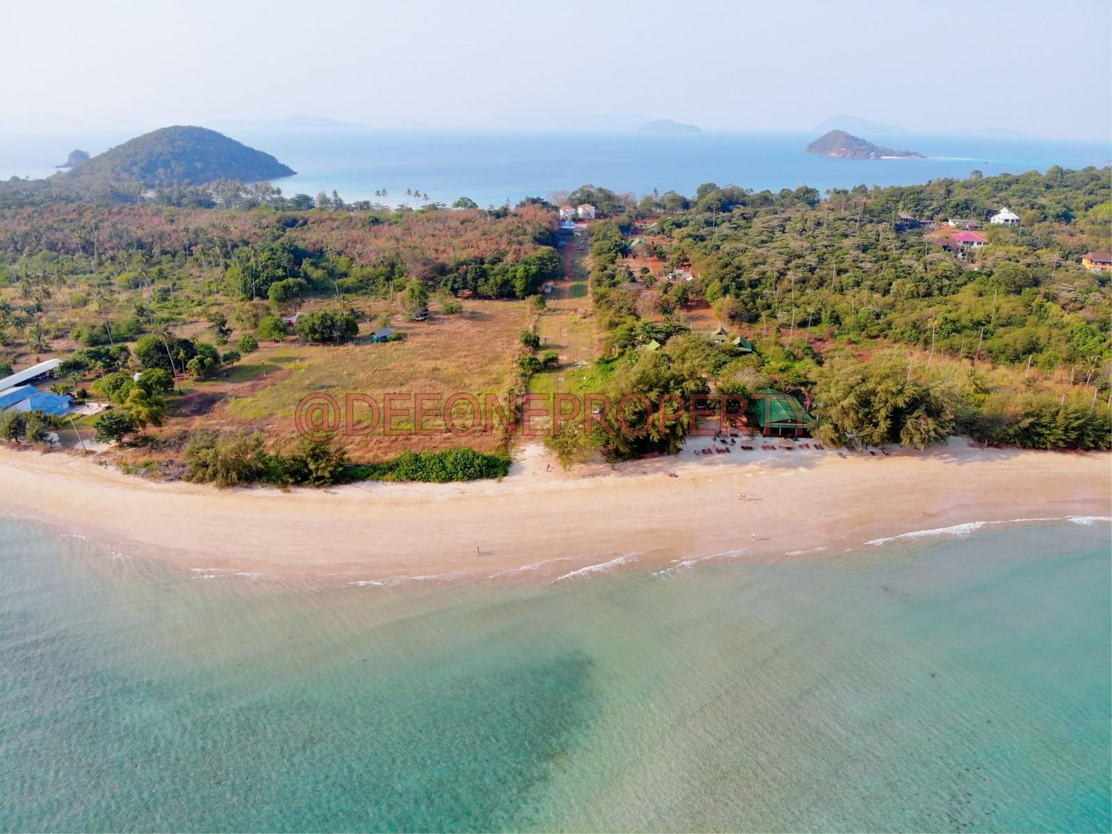 Long Beachfront Land for Sale – Koh Mak