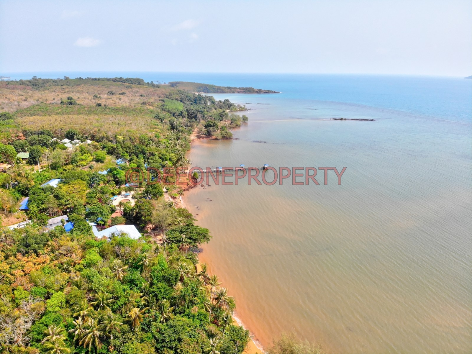 Great Piece of Land by the Sea for Sale – Koh Mak