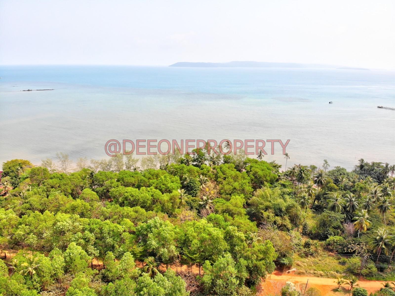 1 Rai Land close to the Sea for Sale – Koh Mak