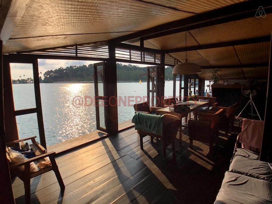 Splendid 2 Bedrooms House on Stilts for Sale – South West Coast, Koh Chang