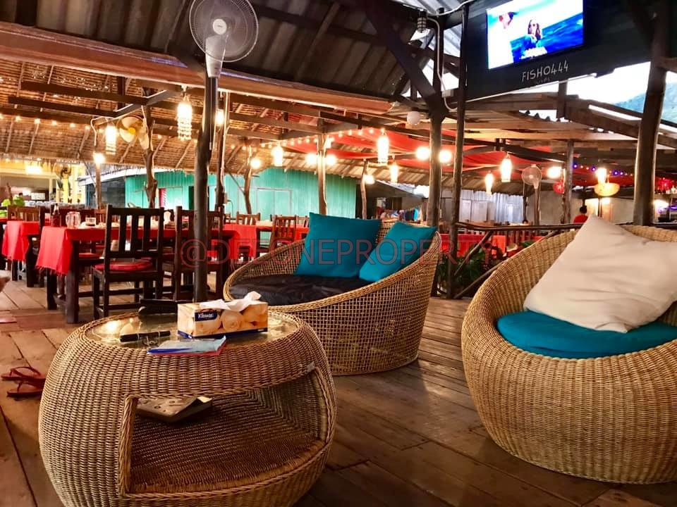 Restaurant in Popular Area for Sale – Bang Bao, Koh Chang