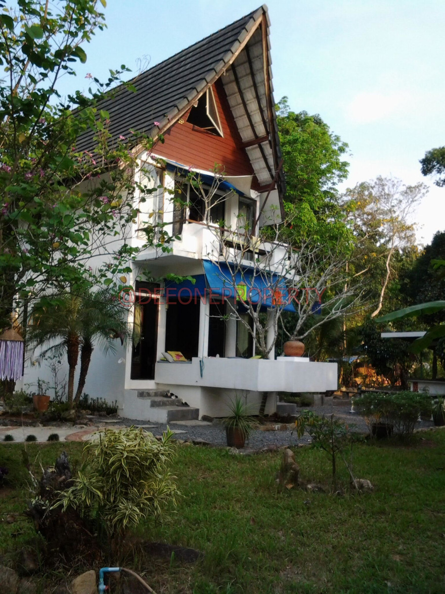 Quiet 1 Bedroom House for Sale – Klong Prao, Koh Chang