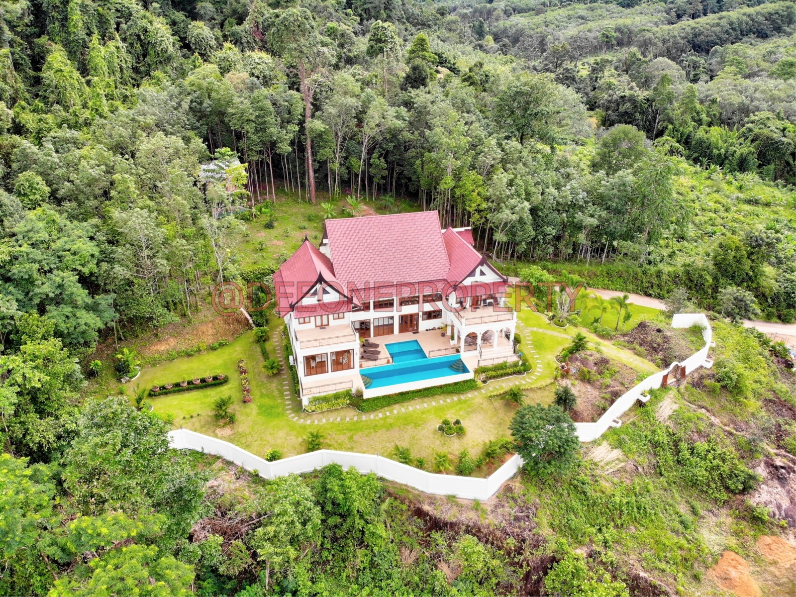 The Armhurst Estate for Sale – North East Coast, Koh Chang
