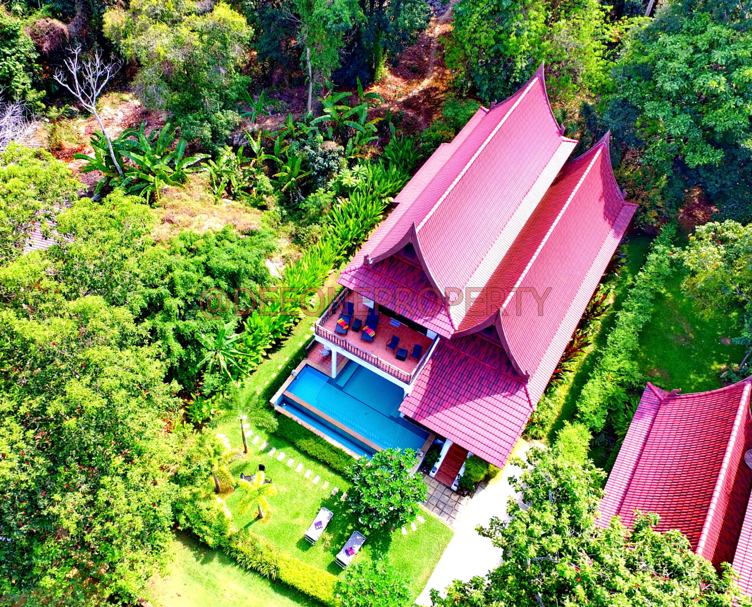 Modern Thai Pool Villa for Sale – Dan Mai, Koh Chang