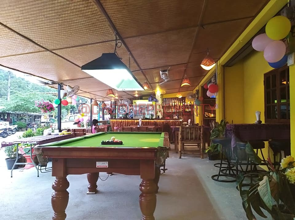 Bar/Restaurant/Guest House for Sale – Kai Bae, Koh Chang