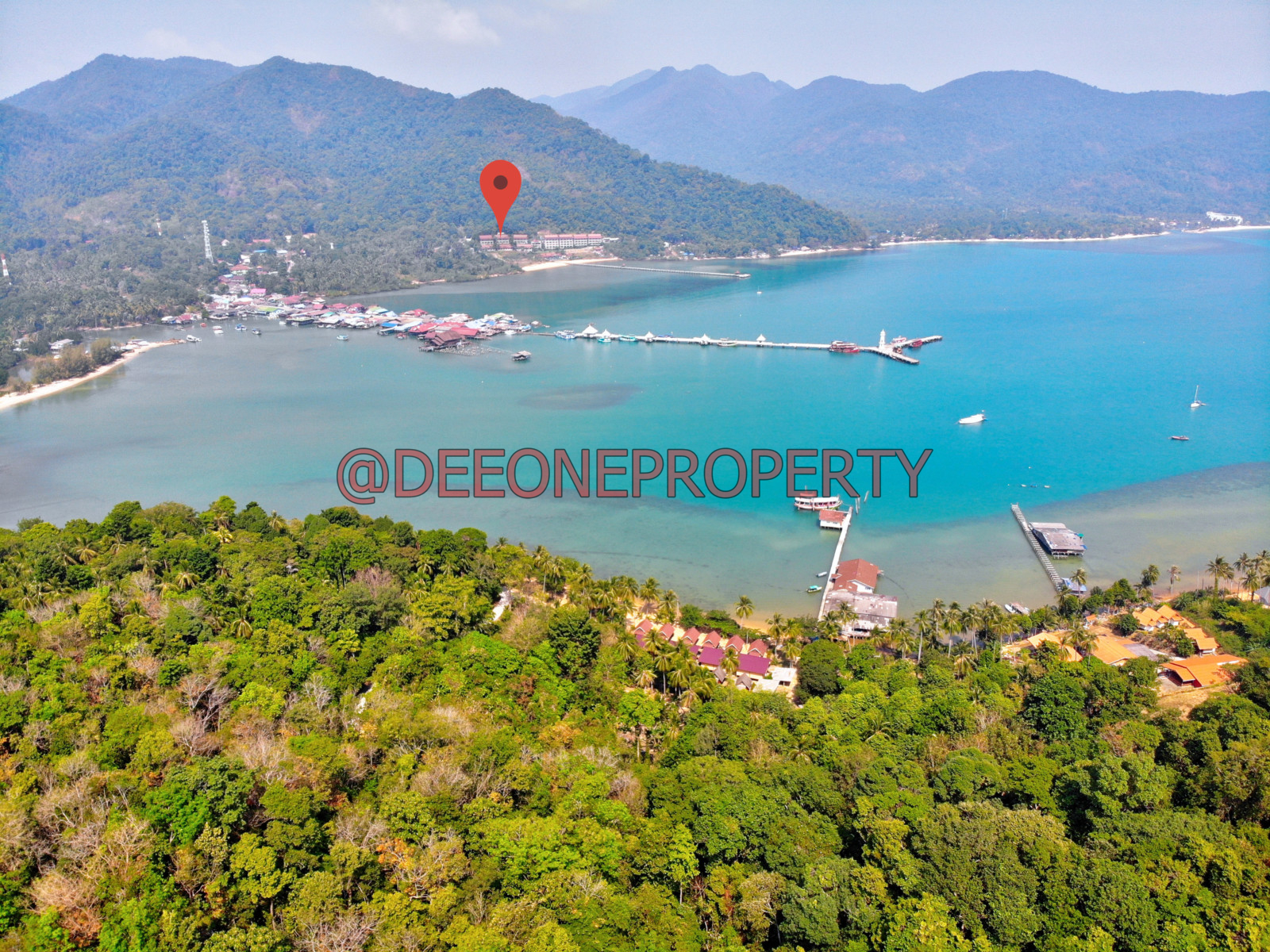 Condo For Sale for Bitcoin – Klong Koi, Koh Chang