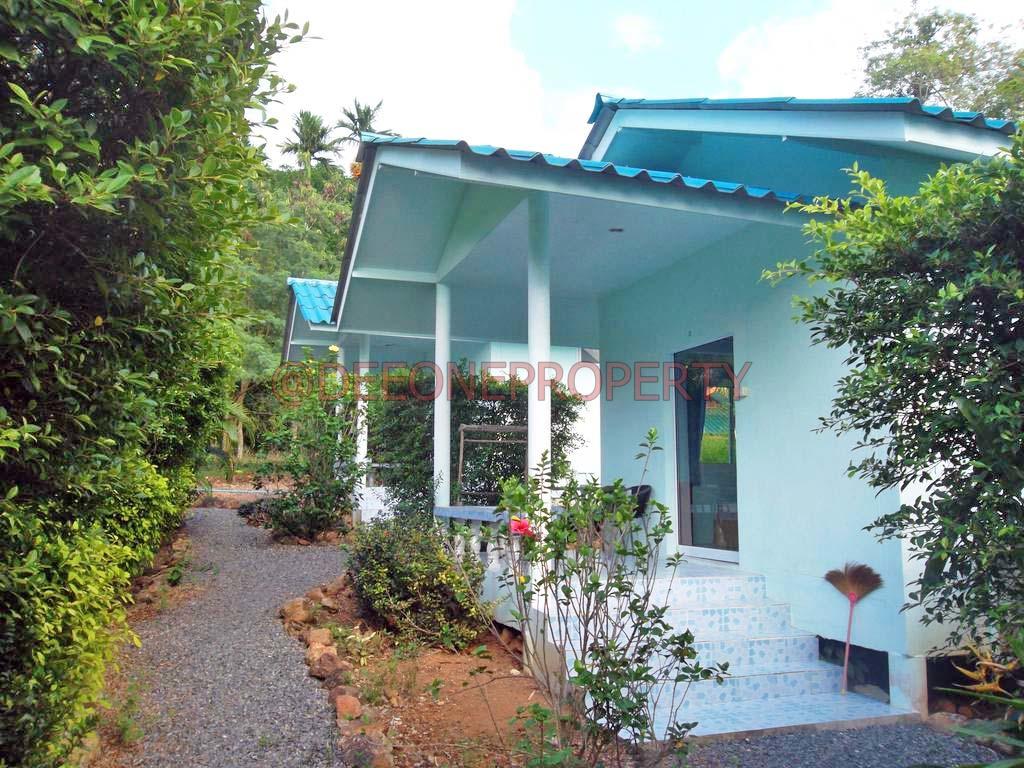 Little Garden Resort for Sale – Bailan, Koh Chang