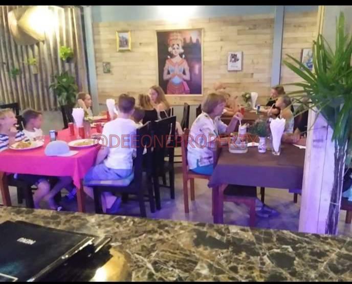 Restaurant for Sale in Popular area – Kai Bae, Koh Chang