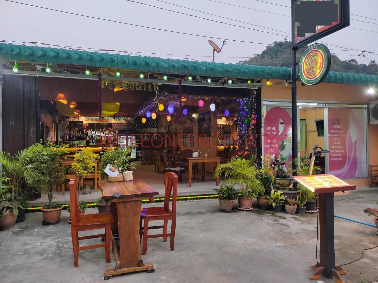 Restaurant for Sale – Kai Bae, Koh Chang