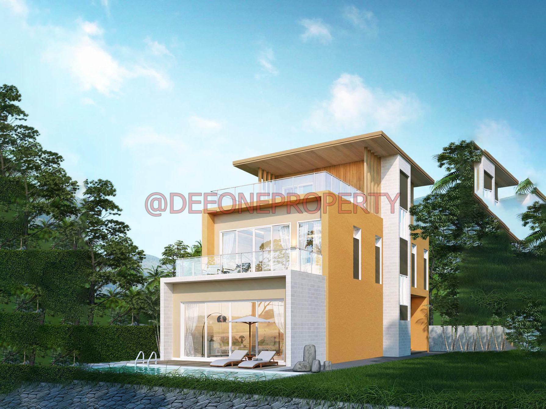 *NEW* Cozy Sea View Pool Villa for Sale – Koh Chang North Coast