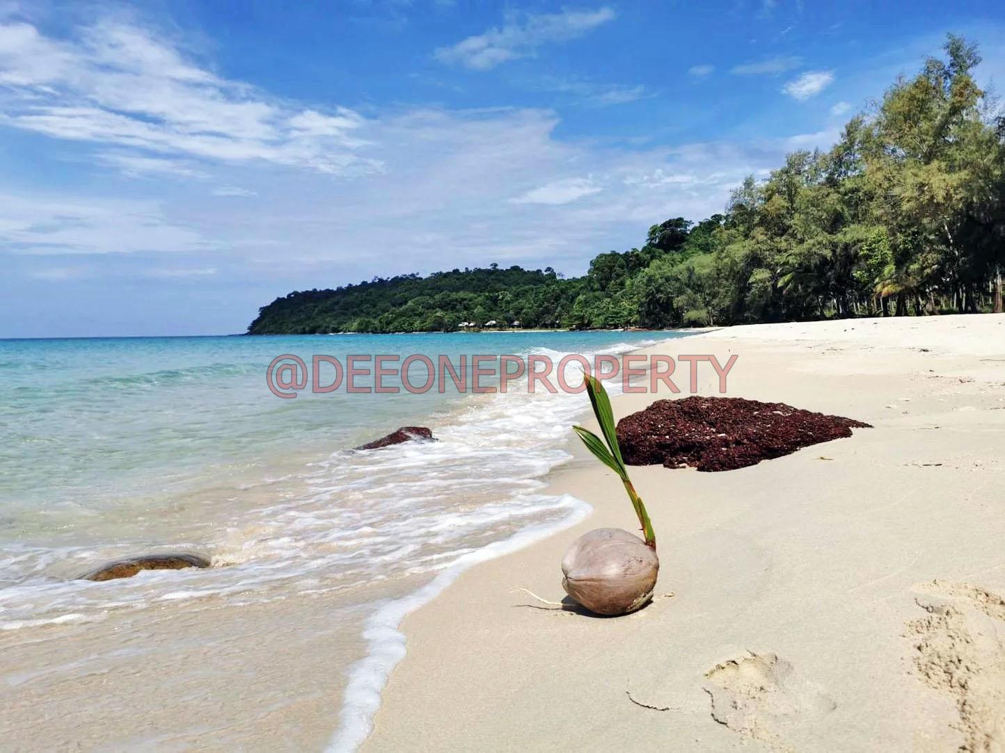 Stunning Beachfront Land for Sale – Koh Kut