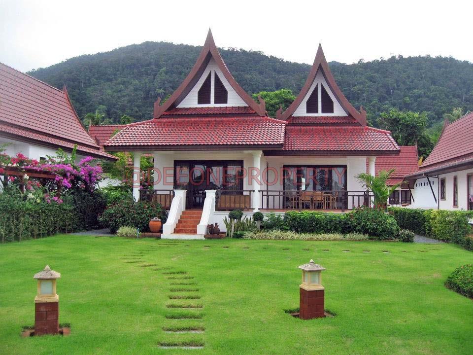 Cute Beachfront Pool Villa for Sale – North East Coast, Koh Chang