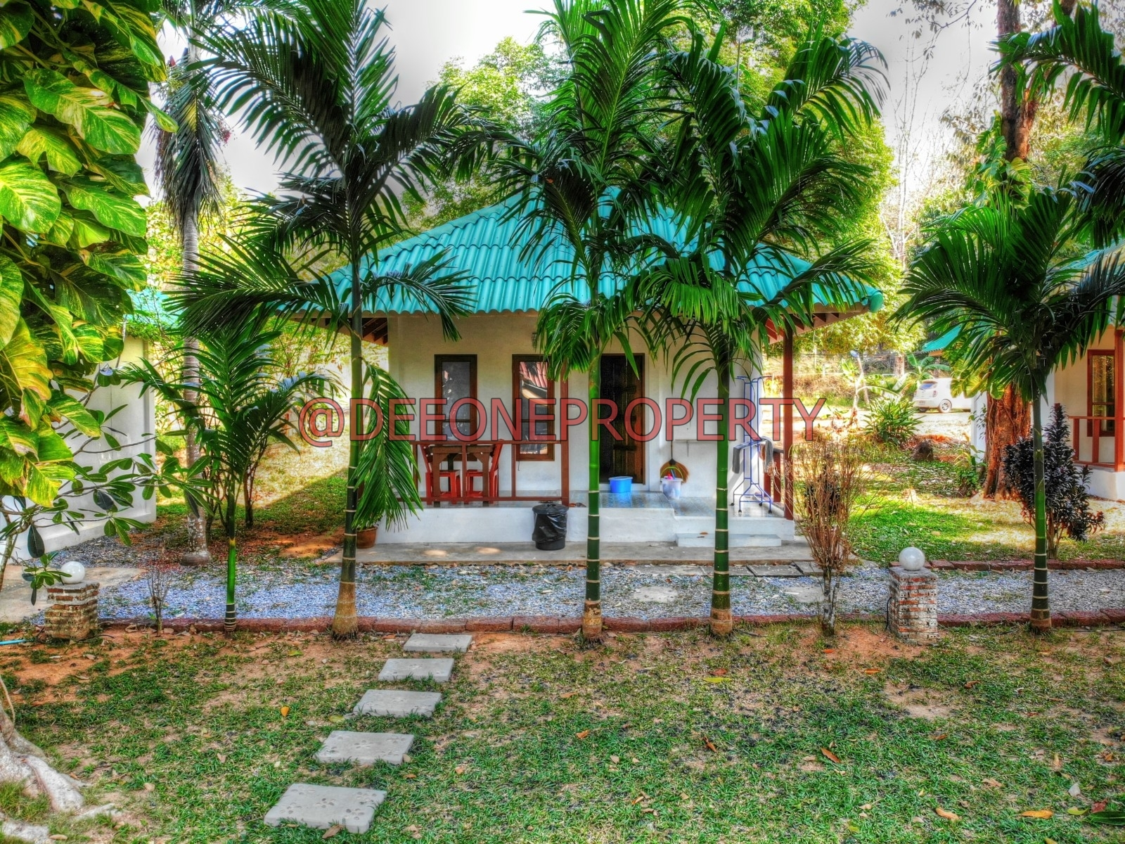 Garden Resort for Sale for BITCOIN in Klong Prao, West Coast