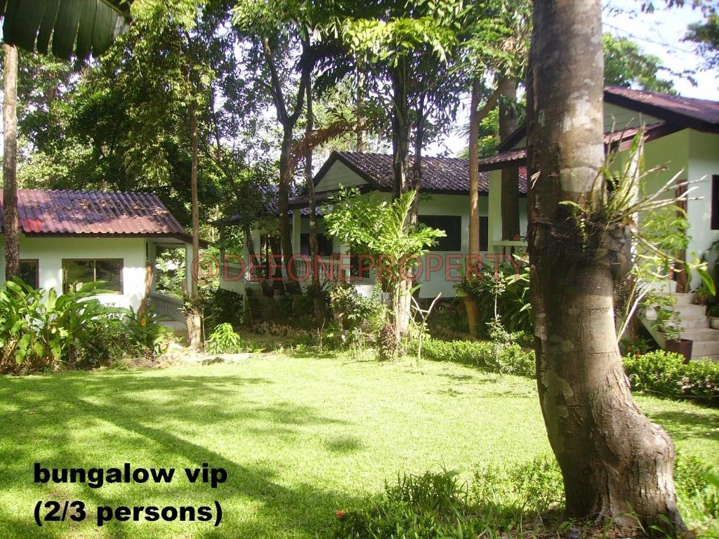 Resort and Restaurant with S. Pool for Sale – South West Coast, Koh Chang